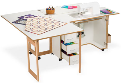 Click for Sylvia Design Sewing Cabinets