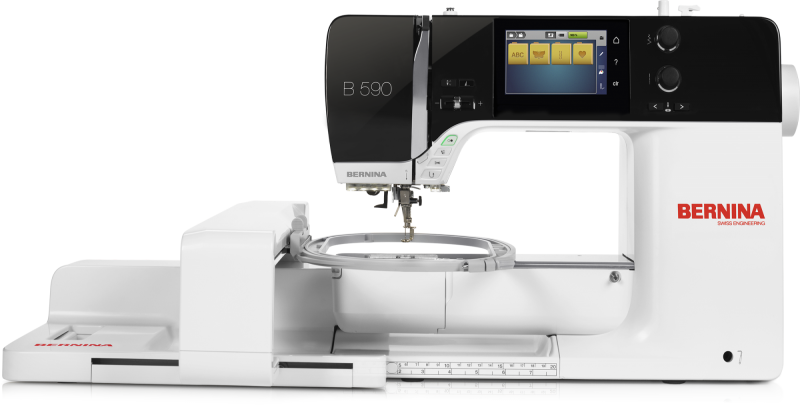 Click to Enlarge Bernina 590