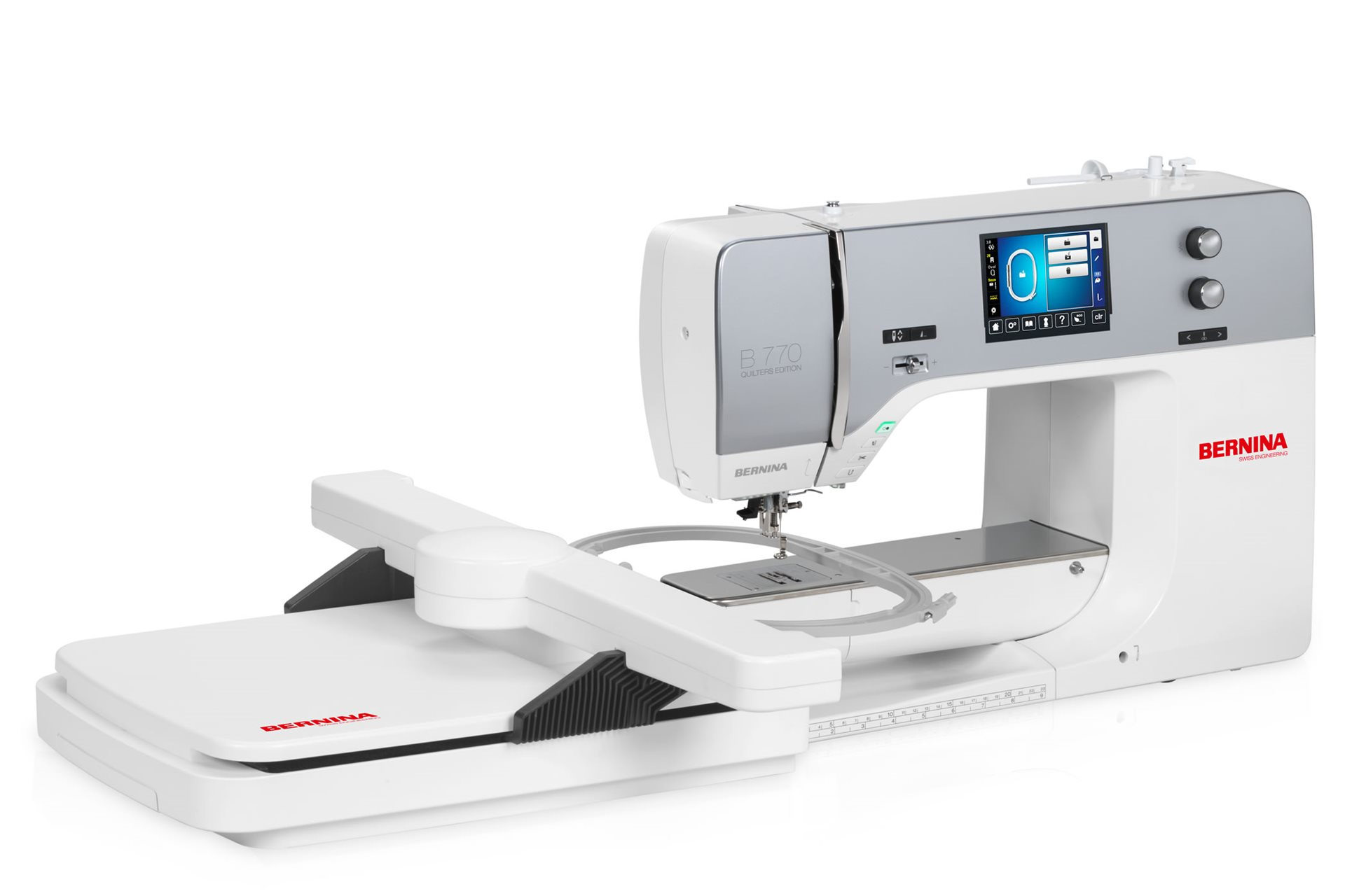 Click to enlarge Bernina 770 Sewing Machine